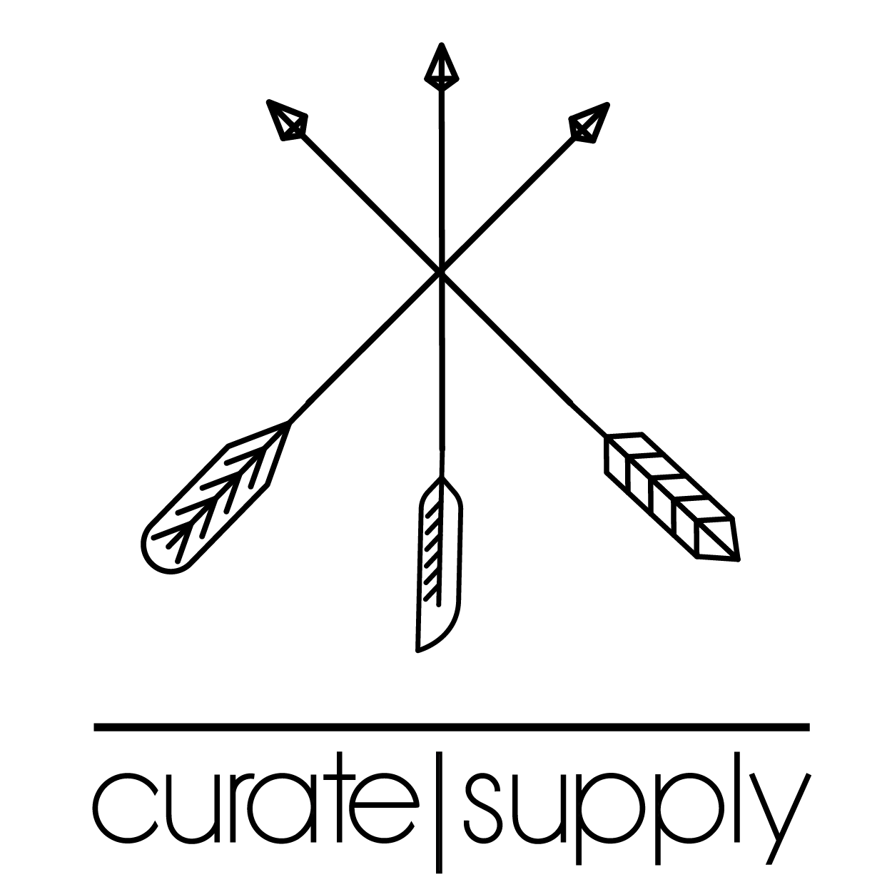 Curate|Supply